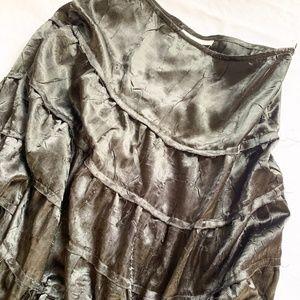 Charlotte Russe Peasant Skirt